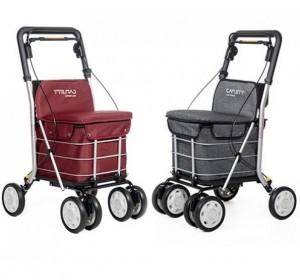 Déambulateur à roues chariot de course - Devis sur Techni-Contact.com - 1
