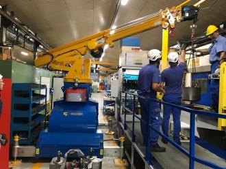 Location grue électrique industrielle - Devis sur Techni-Contact.com - 5