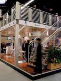 Location mezzanine événementiel - Devis sur Techni-Contact.com - 1