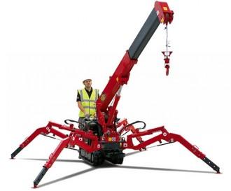 Location mini grue araignée - Devis sur Techni-Contact.com - 1