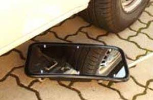Location miroir d'inspection sous véhicule rectangulaire - Devis sur Techni-Contact.com - 2