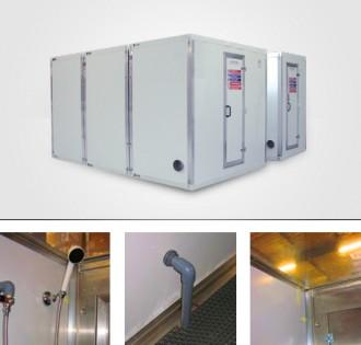 Location sas 5 compartiments aluminium - Devis sur Techni-Contact.com - 1