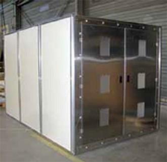 Location sas de décontamination - Devis sur Techni-Contact.com - 2