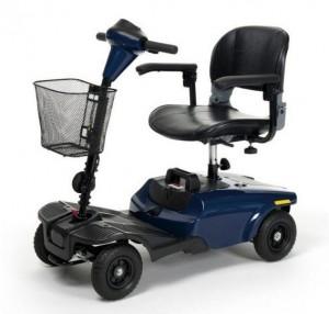 Location scooter électrique PMR 4 roues - Devis sur Techni-Contact.com - 1