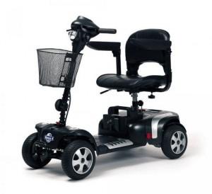 Location scooter électrique PMR 4 roues design sport - Devis sur Techni-Contact.com - 1