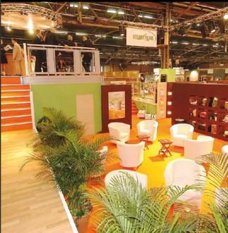 Location stands d'exposition à étage - Devis sur Techni-Contact.com - 1