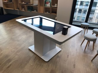 Location table pupitre tactile interactive - Devis sur Techni-Contact.com - 12