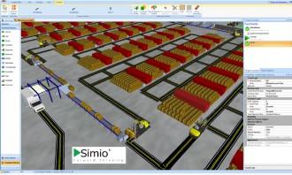 Logiciel 3D de simulation flux production - Devis sur Techni-Contact.com - 1