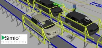 Logiciel 3D de simulation flux production - Devis sur Techni-Contact.com - 2