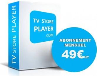 Logiciel affichage dynamique tv store - Devis sur Techni-Contact.com - 1