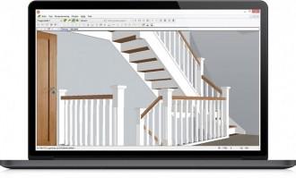 Logiciel conception et production escaliers - Devis sur Techni-Contact.com - 1