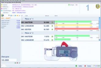 Logiciel controle qualité - Devis sur Techni-Contact.com - 2