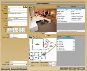 Logiciel CRM réservation d'espaces - Devis sur Techni-Contact.com - 2