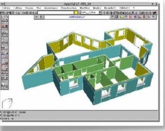 Logiciel d'architecture 3D - Devis sur Techni-Contact.com - 1