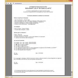 Logiciel d'analyse des cartes conducteurs et des chronotachygraphes - Devis sur Techni-Contact.com - 5