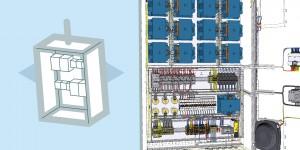SEE Electrical 3D Panel  - Devis sur Techni-Contact.com - 1