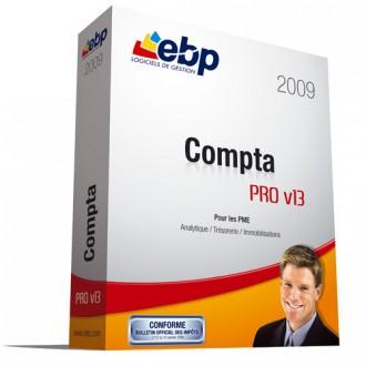 Logiciel de comptabilité EBP Compta PRO v13 - Devis sur Techni-Contact.com - 1