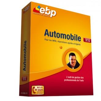 Logiciel de gestion commerciale EBP Automobile - Devis sur Techni-Contact.com - 1