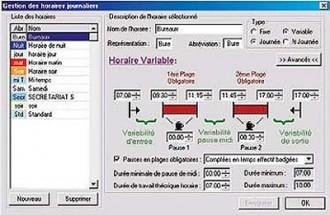 Logiciel de gestion de planning - Devis sur Techni-Contact.com - 2