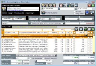 Logiciel de gestion offre commerciale pour pme - Devis sur Techni-Contact.com - 1