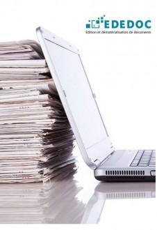 Logiciel édition et dématérialisation de documents - Devis sur Techni-Contact.com - 1