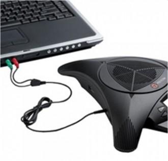 Logiciel et câble PC pour audioconférence Polycom - Devis sur Techni-Contact.com - 1