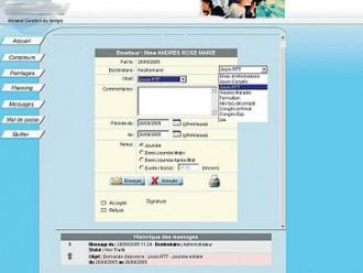 Logiciel gestion de temps - Devis sur Techni-Contact.com - 1