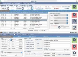 Logiciel gestion hôtel  - Devis sur Techni-Contact.com - 3