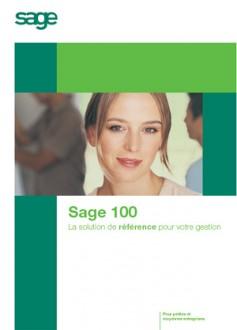Logiciel Sage 100 comptabilité - Devis sur Techni-Contact.com - 1