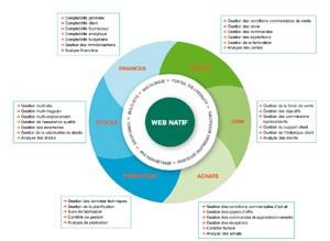 Logiciel SAGE ERP X3 edition standard - Devis sur Techni-Contact.com - 1