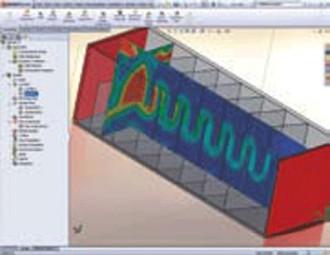 Logiciel solidworks flow simulation - Devis sur Techni-Contact.com - 2