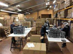 Logisticien d'emballage - Devis sur Techni-Contact.com - 1