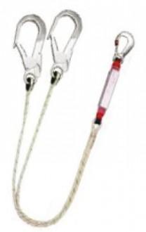 Longe antichute en corde standard 2 m - Devis sur Techni-Contact.com - 1
