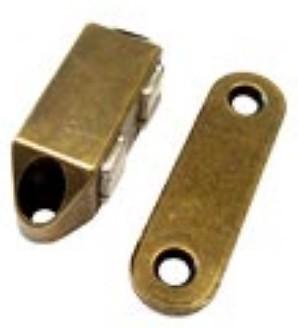 Loqueteaux Magnétiques Polair Vieux Bronze - Devis sur Techni-Contact.com - 2