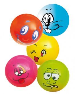 Lot 5 ballons imprimés diamètre 22 cm - Devis sur Techni-Contact.com - 1