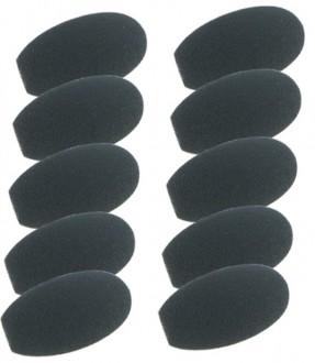 Lot de 10 bonnettes pour Jabra GN2000 - Devis sur Techni-Contact.com - 1