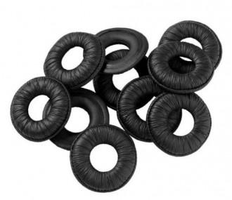 Lot de 10 coussinets en simili cuir pour GN 9120 - Devis sur Techni-Contact.com - 1