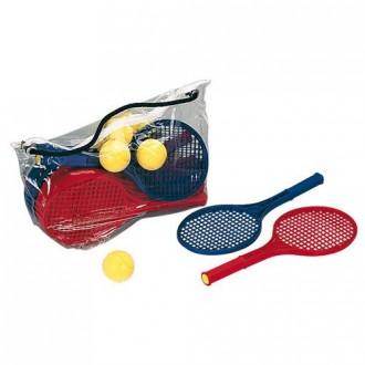 Lot de 12 raquette mini tennis - Devis sur Techni-Contact.com - 1