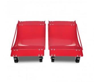 Lot de 2 chariot déplace voiture - Devis sur Techni-Contact.com - 3