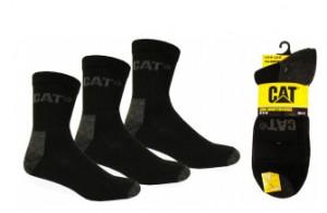Lot de 3 paires de socquettes Caterpillar - Devis sur Techni-Contact.com - 1