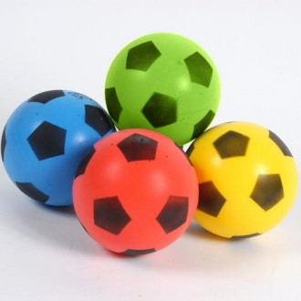 Lot de 4 ballons mousse - Devis sur Techni-Contact.com - 1