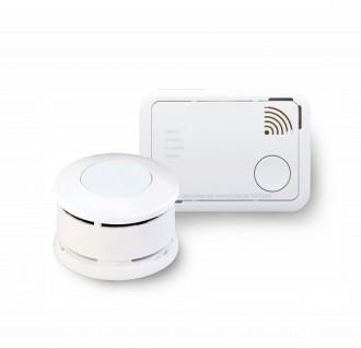Lot de détecteur de fumée et monoxyde de carbone - Devis sur Techni-Contact.com - 1