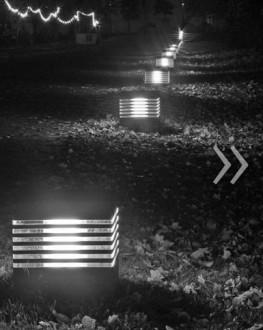 Lumière extérieure pour jardin - Devis sur Techni-Contact.com - 7