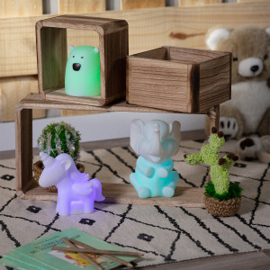 Lumière LED Chevet Kids Ours - Devis sur Techni-Contact.com - 7