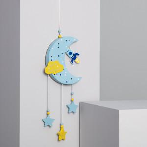 Lumière LED Suspendue Kids Lune - Devis sur Techni-Contact.com - 1