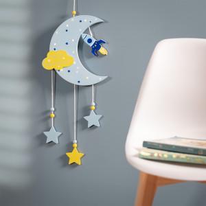 Lumière LED Suspendue Kids Lune - Devis sur Techni-Contact.com - 3
