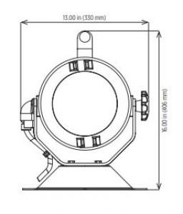 Luminaire antidéflagrant pour zone ATEX (SLXP) - Devis sur Techni-Contact.com - 2