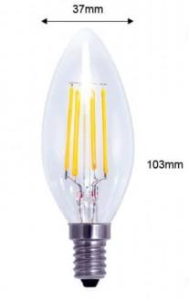 Luminaire Led à filament - Devis sur Techni-Contact.com - 3