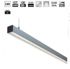 Ligne continue LED Aluminium - Devis sur Techni-Contact.com - 1