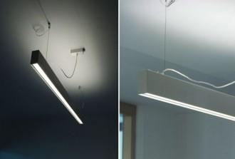 Luminaire led suspendu - Devis sur Techni-Contact.com - 1